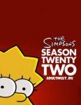 Симпсоны сезон 22 все серии
