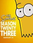 Симпсоны сезон 23 все серии