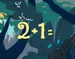 2+1=...
