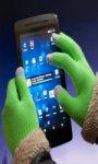 Отличные перчатки для сенсорных экранов